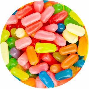 Mike and Ike Mega Mix Chewy Candies - 4.5 LB Bulk Bag