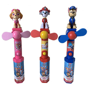 Paw Patrol Character Fan Candy Toy