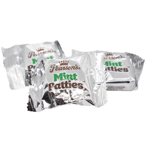 Pearson's Mint Patties 3 lb. Bulk Bag