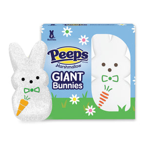 Peeps Giant Marshmallow Bunnies