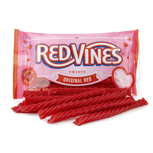 Red Vines Original Red Twists Valentine - 3.5-oz. Bag
