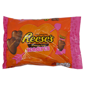 Reese's Peanut Butter Hearts - 10.2 oz Bag