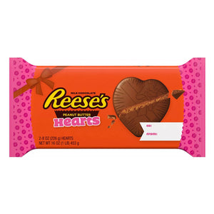 Reese's Peanut Butter Hearts - 16-oz.