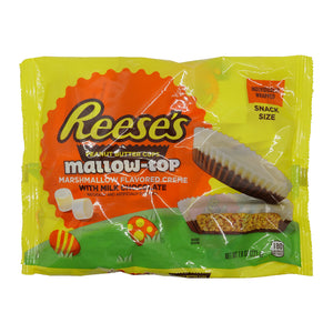 Reese's Mallow-Top Peanut Butter Cups 7.8-oz. Bag