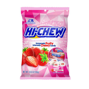 Hi-Chew Strawberry - 3.53 oz Bag