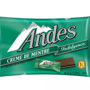 Andes Green Wrappd Creme De Menthe Indulgence - 9.5-oz. Bag