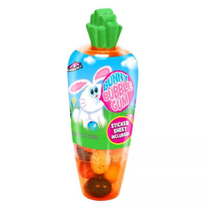 Easter Bunny Bubble Gum Filled Carrot - 2 oz.
