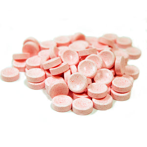 Smarties Pink Unwrapped Candy Tablets - 3 LB Bulk Bag