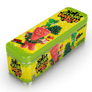 Sour Patch Kids Soft & Chewy Candy Holiday Gift Tin 3 oz.
