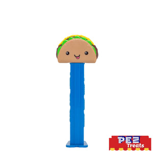 PEZ Treats Collection Candy Dispenser - 1 Blister Pack