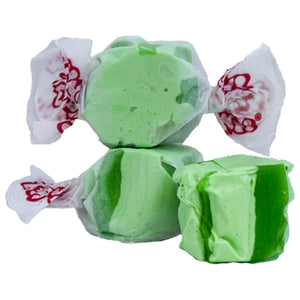 Taffy Town Green Apple Salt Water Taffy - 2.5 LB Bulk Bag