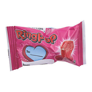 Valentine Ring Pop .35 oz.