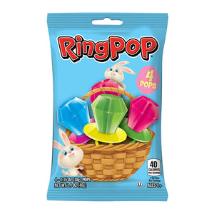 Easter Ring Pop - Bag of 4