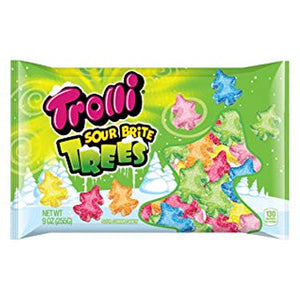 Trolli Sour Brite Gummi Trees - 9-oz. Bag