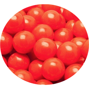 Bubble King Really Cherry Gumballs - Bulk Bags