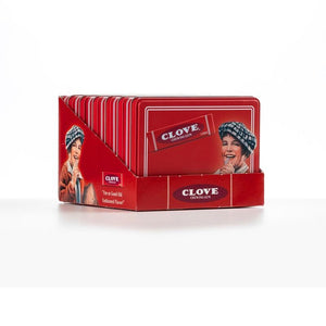 Clove Chewing Gum Collector Tin - 4.13 oz.