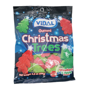 Gummi Christmas Trees - 4.5-oz. Bag