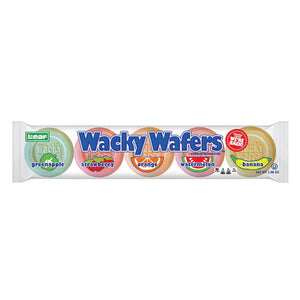 Wacky Wafers Candy - 1.2-oz. Pack