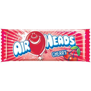 All City Candy Airheads Assorted Flavor Mini Taffy Bars - 6.4-oz. Bag Perfetti Van Melle For fresh candy and great service, visit www.allcitycandy.com