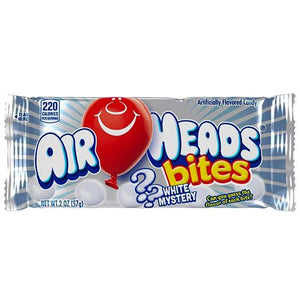 All City Candy Airheads Bites Mystery Flavor Candy - 2-oz. Bag Chewy Perfetti Van Melle For fresh candy and great service, visit www.allcitycandy.com