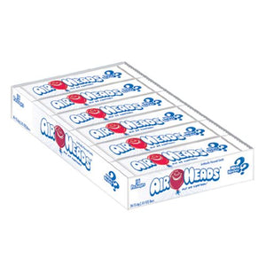 All City Candy Airheads White Mystery Taffy Bar .55-oz. - Case of 36 Taffy Perfetti Van Melle Default Title For fresh candy and great service, visit www.allcitycandy.com