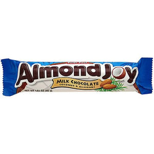 All City Candy Almond Joy Candy Bar 1.7 oz. Candy Bars Hershey's For fresh candy and great service, visit www.allcitycandy.com