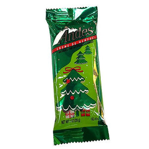 All City Candy Andes Creme de Menthe Christmas Tree 1 oz. Christmas Charms Candy (Tootsie) For fresh candy and great service, visit www.allcitycandy.com