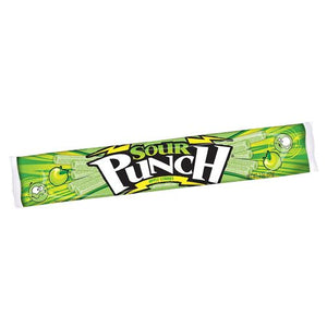 All City Candy Apple Sour Punch Straws Candy - 2-oz. Pack Sour American Licorice Company 1 Package For fresh candy and great service, visit www.allcitycandy.com