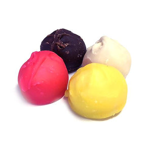 All City Candy Assorted Coconut Bon Bons - 3 LB Bulk Bag Bulk Unwrapped Crown Candy For fresh candy and great service, visit www.allcitycandy.com
