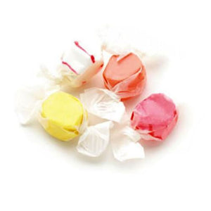 All City Candy Assorted Flavor Salt Water Taffy - 3 LB Bulk Bag Bulk Wrapped Sweet Candy Company Default Title For fresh candy and great service, visit www.allcitycandy.com