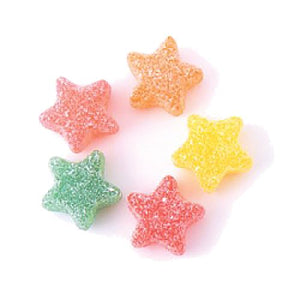 All City Candy Assorted Sour Stars Juju Candy - 5 LB Bulk Bag Bulk Unwrapped Sweet Candy Company Default Title For fresh candy and great service, visit www.allcitycandy.com
