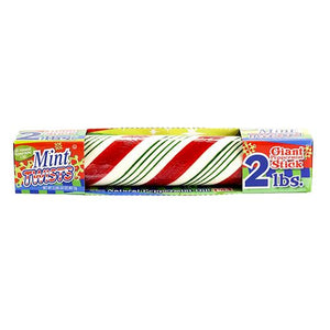 All City Candy Atkinson's Mint Twists Giant Peppermint Stick 2 LB Christmas Atkinson's Candy For fresh candy and great service, visit www.allcitycandy.com