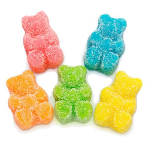 All City Candy Beep Gummi Bears - 4.5 LB Bulk Bag Bulk Unwrapped Albanese Confectionery Default Title For fresh candy and great service, visit www.allcitycandy.com