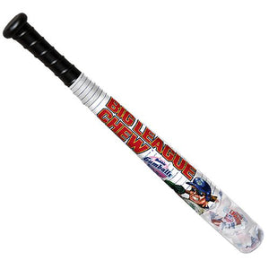 All City Candy Big League Chew Baseball Bat with Gumballs 2.9 oz. Novelty Ford Gum & Machine Company 1 Piece For fresh candy and great service, visit www.allcitycandy.com