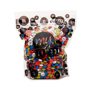 All City Candy Birthday Blend M&M's Chocolate Candy - 2 LB Bulk Bag Bulk Unwrapped Mars Chocolate For fresh candy and great service, visit www.allcitycandy.com