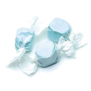 All City Candy Blue Raspberry Salt Water Taffy - 3 LB Bulk Bag Bulk Wrapped Sweet Candy Company Default Title For fresh candy and great service, visit www.allcitycandy.com