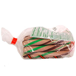 All City Candy Bob's Sweet Stripes Chocolate Mint Stick - 5-oz. Bag Christmas Ferrara Candy Company For fresh candy and great service, visit www.allcitycandy.com