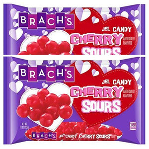 Brach's Cherry Sours Jel Candy - 10-oz. Bag