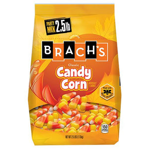 All City Candy Brach's Classic Candy Corn Candy Corn Brach's Confections (Ferrara) 40-oz. Resealable Bag For fresh candy and great service, visit www.allcitycandy.com