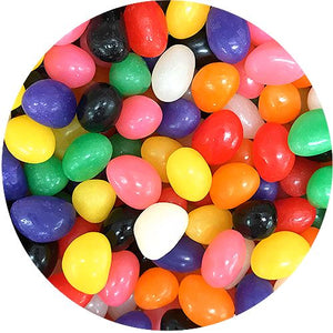 All City Candy Brach's Classic Jelly Beans - 5 LB Bulk Bag Bulk Unwrapped Brach's Confections (Ferrara) For fresh candy and great service, visit www.allcitycandy.com