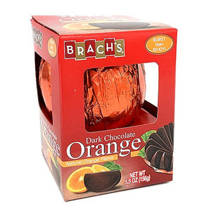 All City Candy Brach's Dark Chocolate Orange Burst 5.5 oz. Chocolate Brach's Confections (Ferrara) For fresh candy and great service, visit www.allcitycandy.com