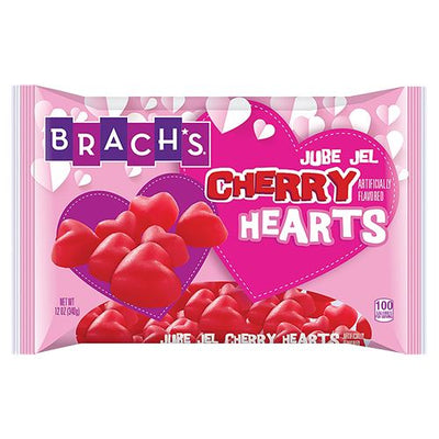 Brach's Jube Jelly Hearts. For fresh candy and great service, visit allcitycandy.com