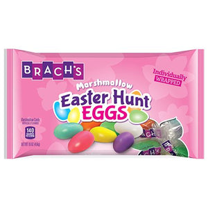 All City Candy Brach's Marshmallow Easter Hunt Eggs Candy - 16-oz. Bag Easter Brach's Confections (Ferrara) For fresh candy and great service, visit www.allcitycandy.com