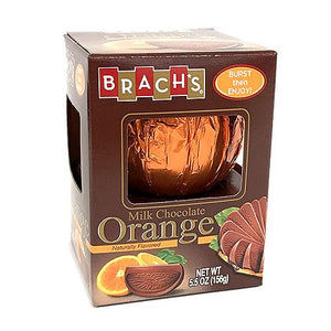 All City Candy Brach's Milk Chocolate Orange Fruit Burst 5.5 oz. Chocolate Brach's Confections (Ferrara) For fresh candy and great service, visit www.allcitycandy.com