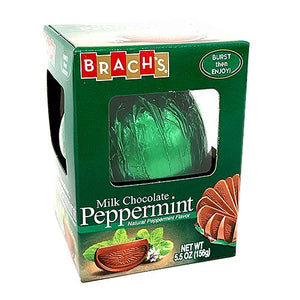 All City Candy Brach's Milk Chocolate Peppermint Burst 5.5 oz. Chocolate Brach's Confections (Ferrara) For fresh candy and great service, visit www.allcitycandy.com