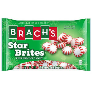 All City Candy Brach's Star Brites Peppermint Candy - 16-oz. Bag Mints Brach's Confections (Ferrara) 1 Bag For fresh candy and great service, visit www.allcitycandy.com