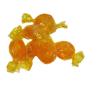 All City Candy Butterscotch Disks Hard Candy - 3 LB Bulk Bag Bulk Wrapped Ferrara Candy Company For fresh candy and great service, visit www.allcitycandy.com