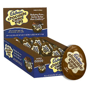 All City Candy Cadbury Chocolate Creme Egg 1.2 oz. Easter Hershey's Case of 48 For fresh candy and great service, visit www.allcitycandy.com