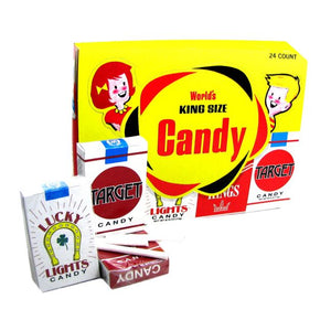 All City Candy Candy Cigarettes Novelty World Confections Inc. For fresh candy and great service, visit www.allcitycandy.com