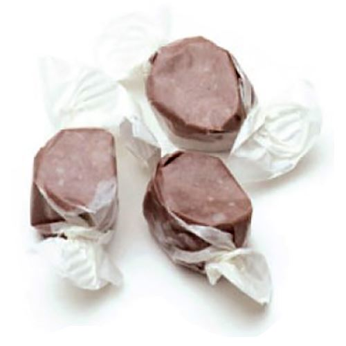 Chocolate Salt Water Taffy - 3 LB Bulk Bag - All City Candy
